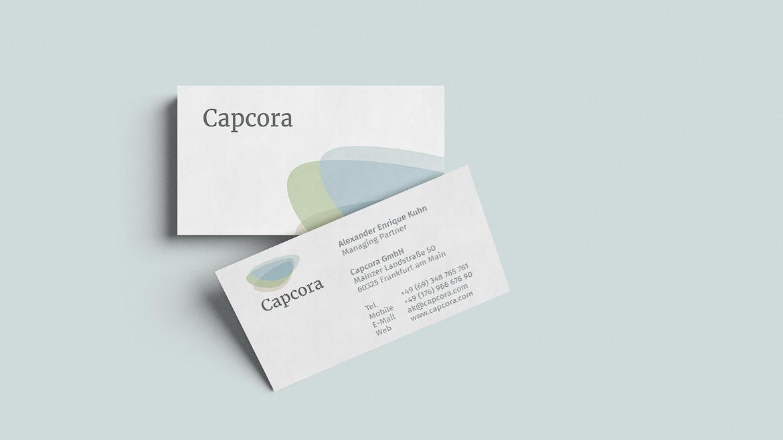 capcora-visitenkarten